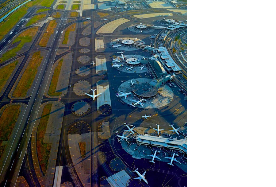 Jeffrey Milstein: Newark Liberty International Airport