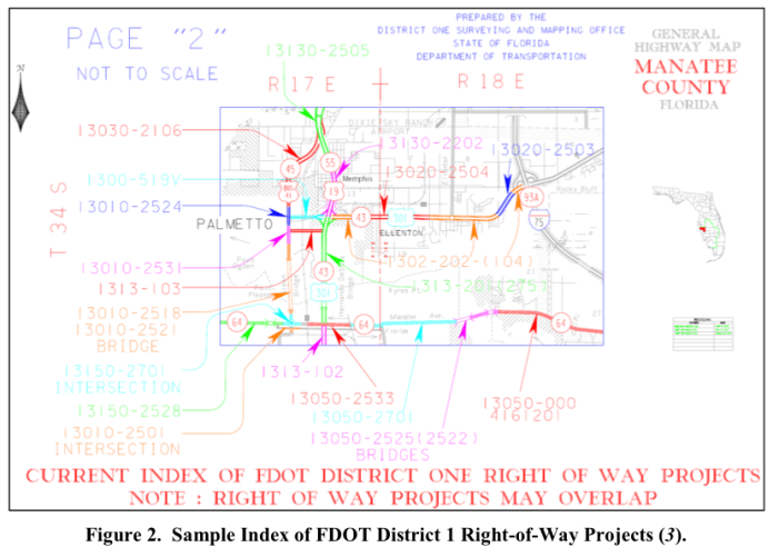 View full report (PDF): Strategic Plan to Optimize the Management of Right-of-Way Parcel and Utility Information at FDOT