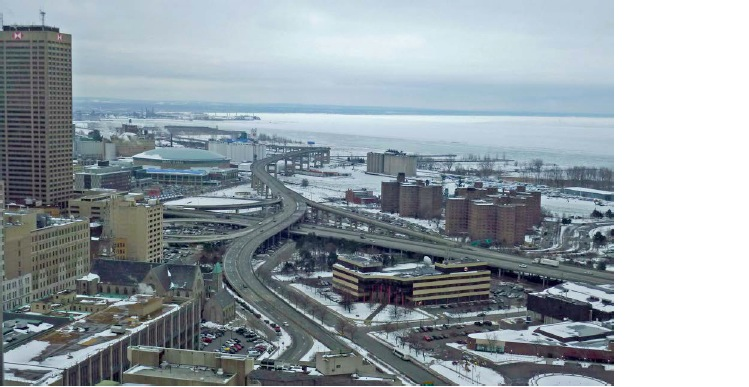 Route 5/Skyway, Buffalo