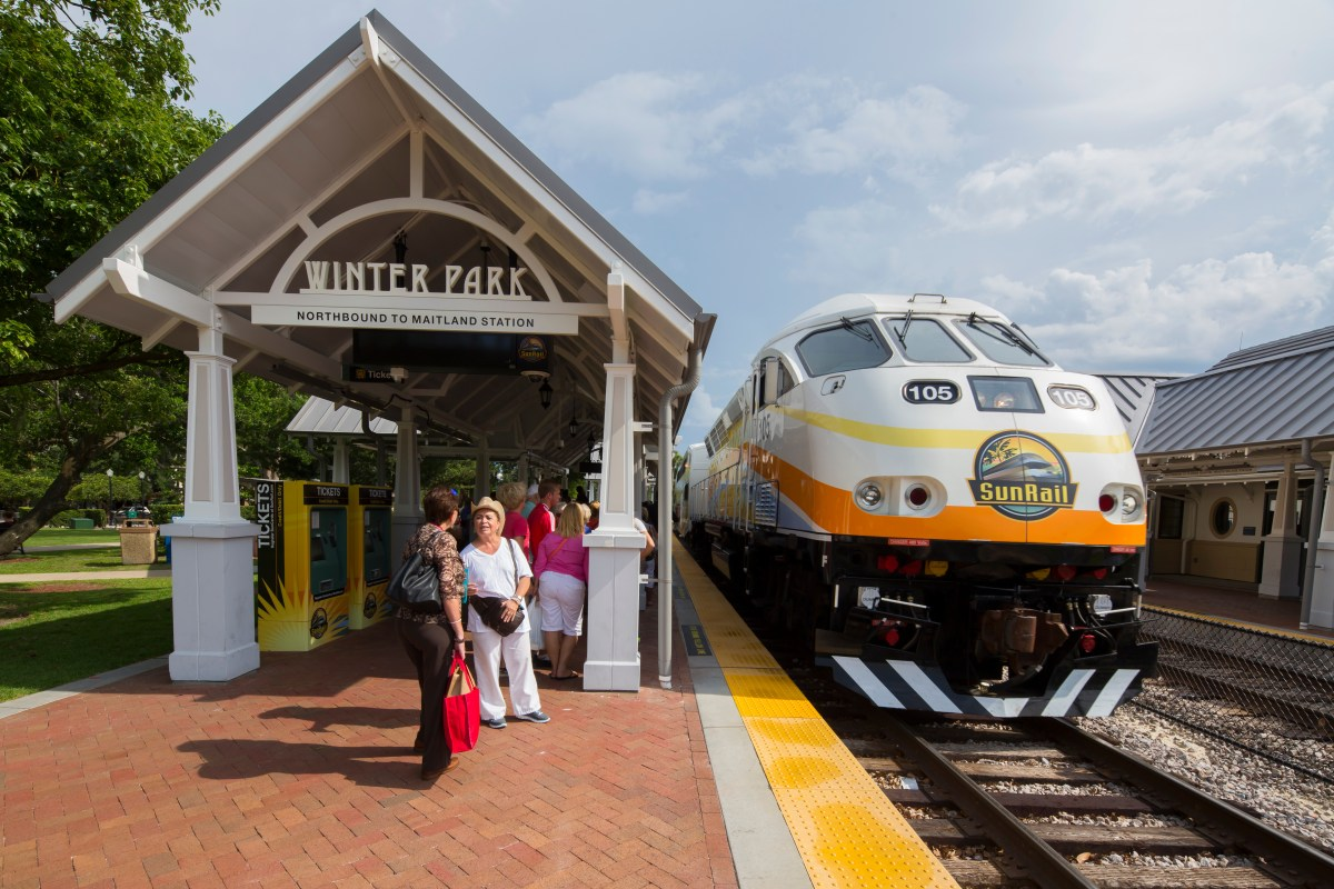 Infrastructure Engineering Florida : Outstanding engineering phase of florida s sunrail