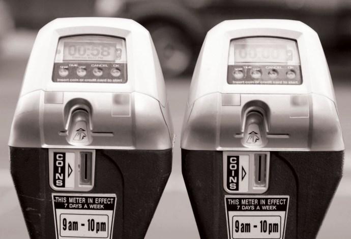 manhattan institute - parking meters