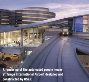 Tampa Airport People Mover