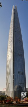Seoul, South Korea: Supertall Skyscraper