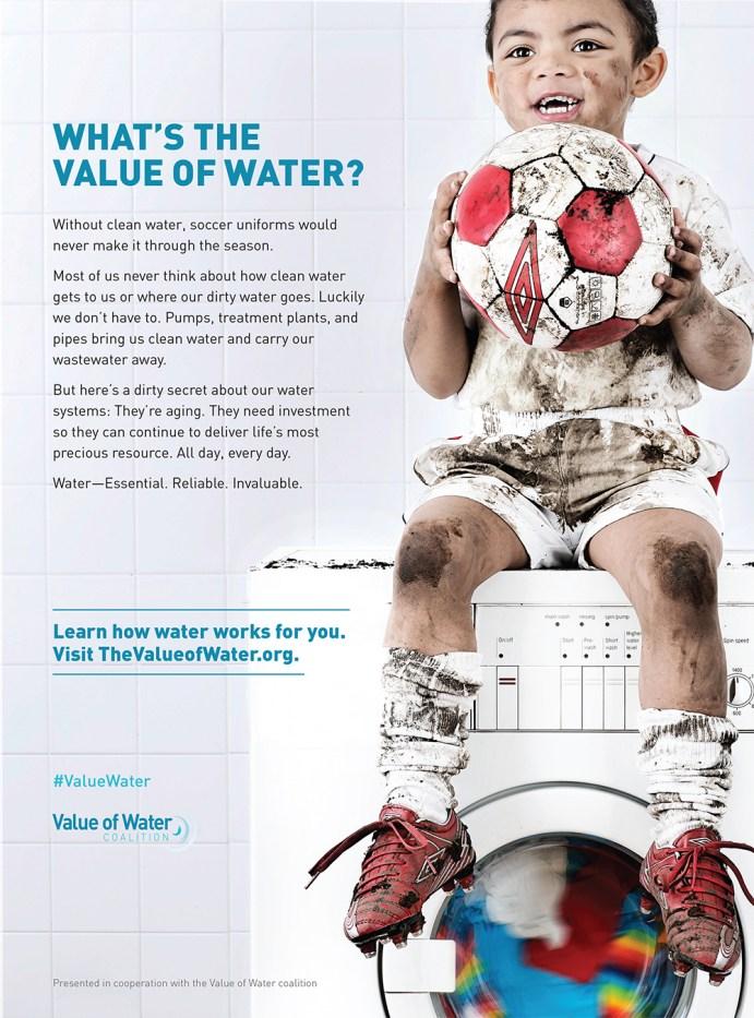 Value of Water: Washing Machine