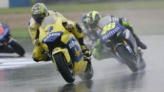 BARROS VS ROSSI DONINGTON PARK MOTOGP 2015