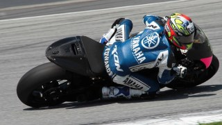 edwards yamaha test motogp sepang michelin