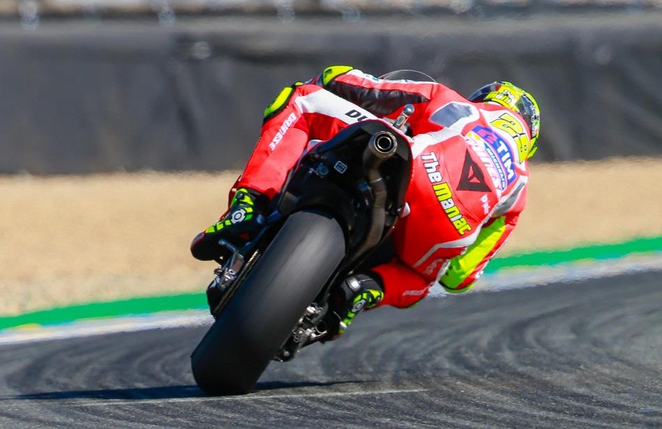 Ducati, Le Mans 2016: La gara è nelle mani di Michelin