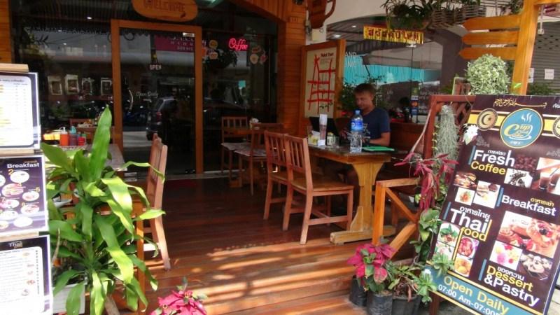Phuket town, thailand, restaurant