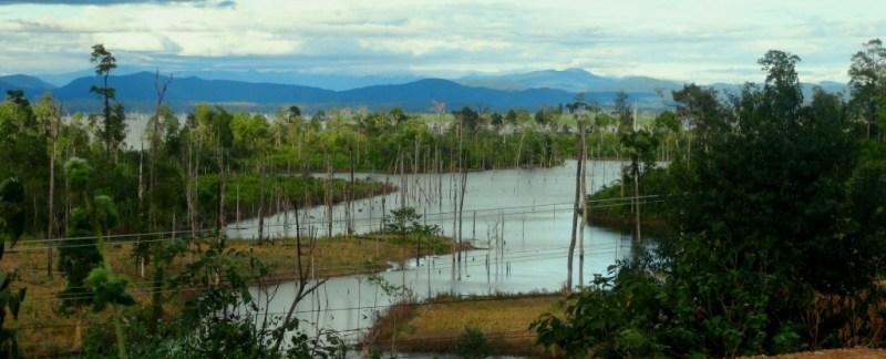 Laos, Tha khek, the loop, tha lang village, kuon kham, konglor cave