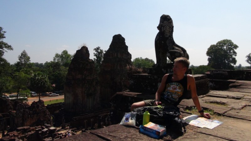 Angkor Wat, banteay srei, Siem Reap, Cambodia