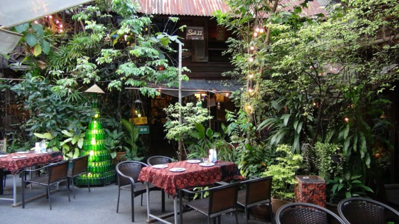 Bangkok hotel suk 11