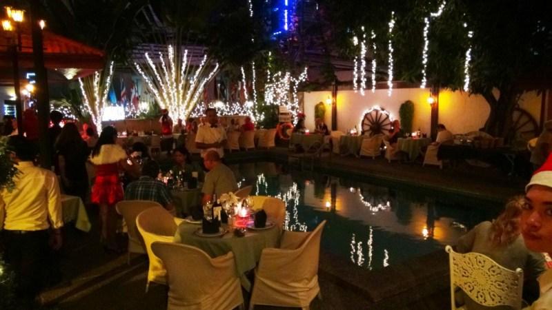 Dansk julemad i Bangkok på Stable lodge