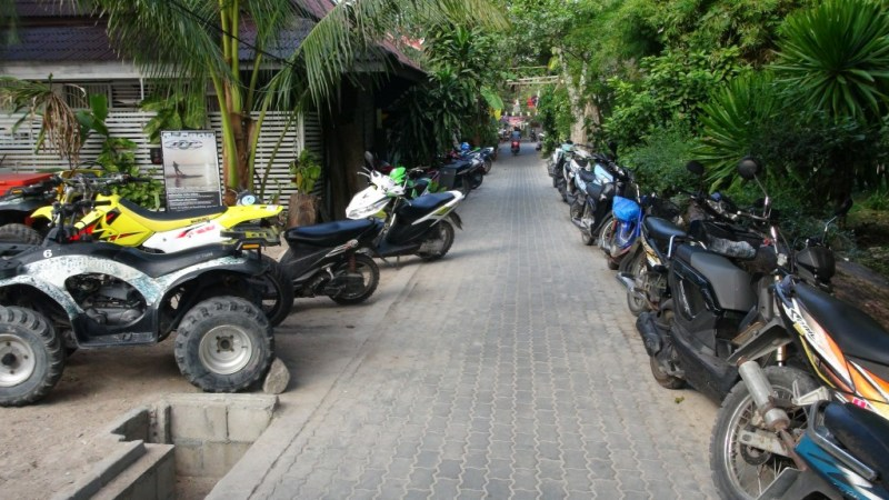 Koh Tao, 1 Januar, thailand, spøgelsby