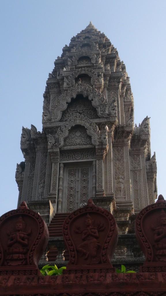 Tempel i Phnom Penh