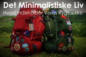 Det Minimalistiske Liv