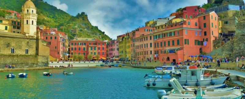 Cinque Terra, Italien