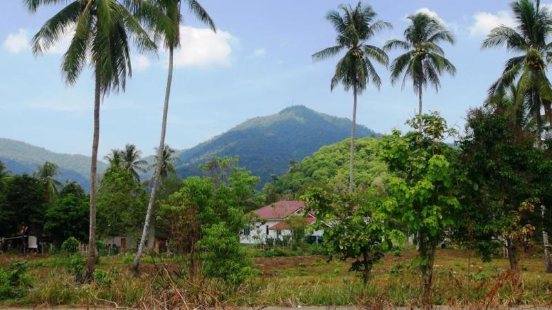 Langkawi, malaysia, trekking, hiking, til fods