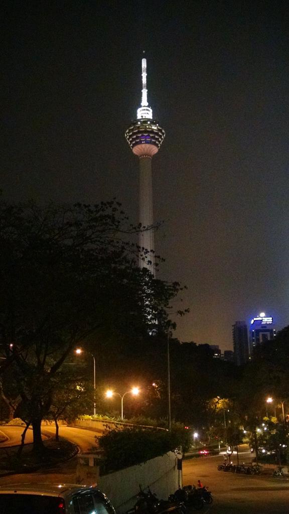 malaysia, kuala lumpur tårn