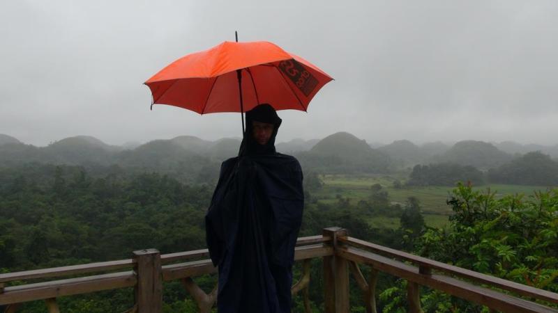 Bohol, filippinerne, chocolate hills