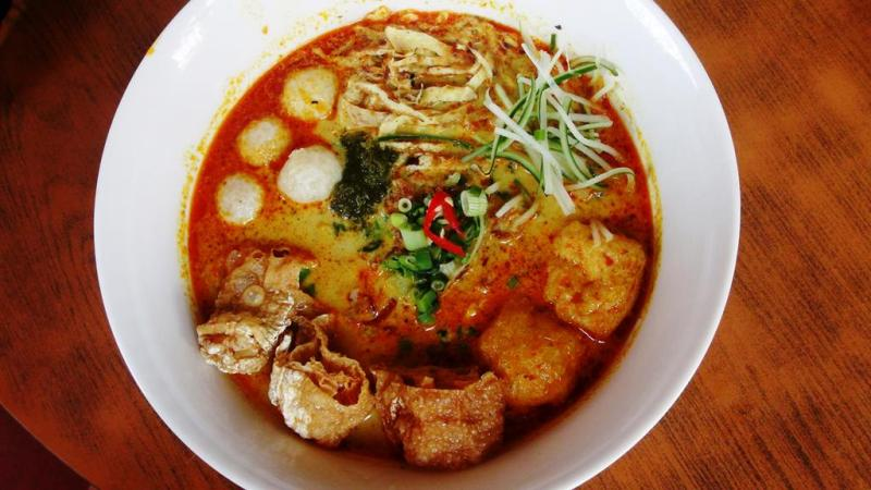 Lækker mad Malaysia