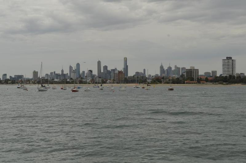 Melbourne's kystfront