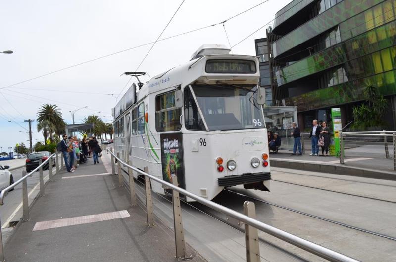 Tilbage til den offentlige transport igen.