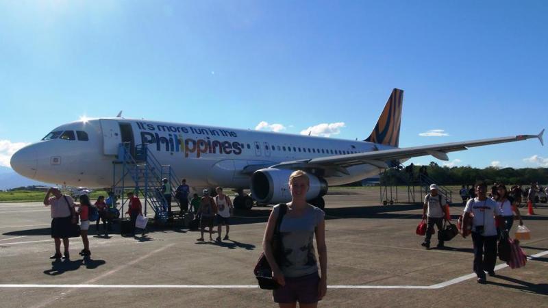 Farvel til Manila