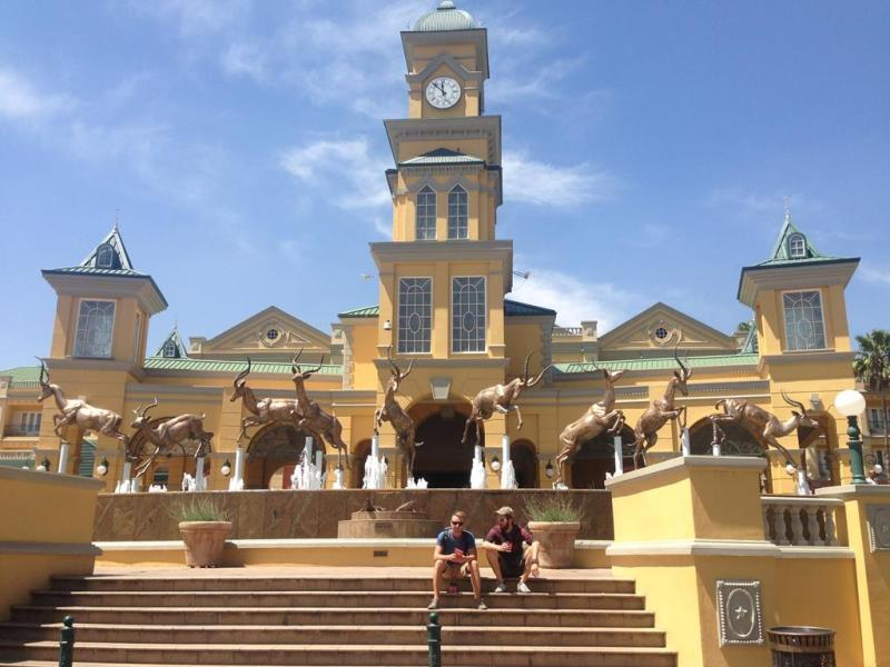 Gold Reef City hotel