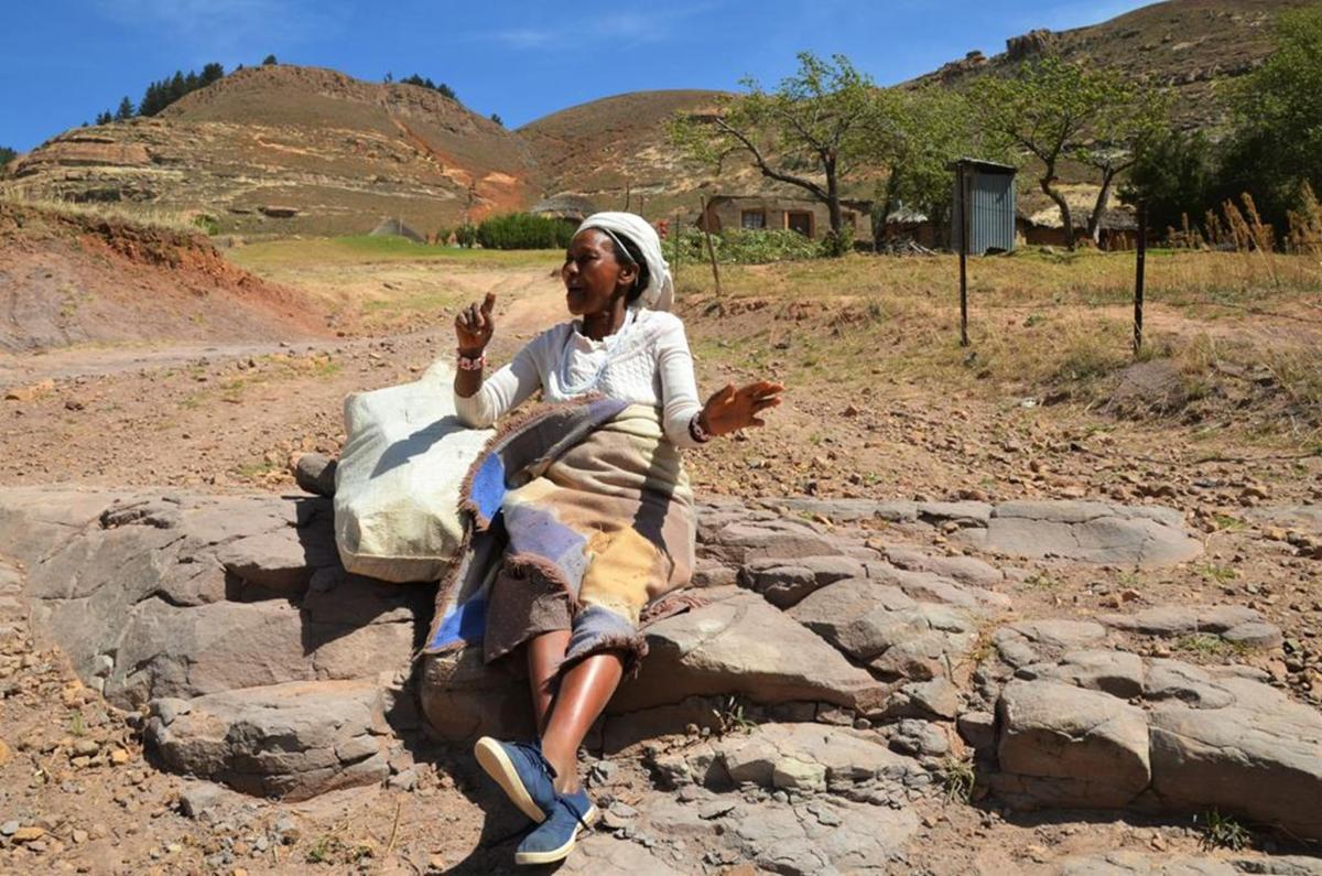 Lesotho - et smugkig ind i det sidste vilde vesten!