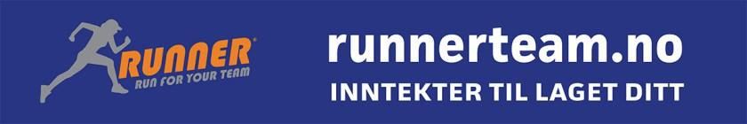 RUNNER TEAM banner