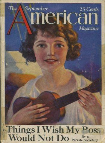The American Magazine September 1922