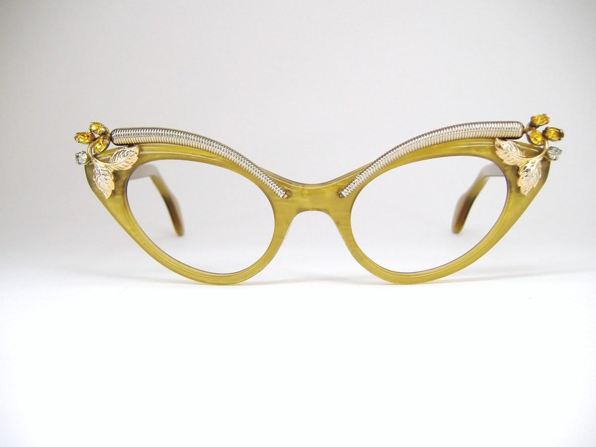 Schiaparelli Glasses Are The Cat's Meow