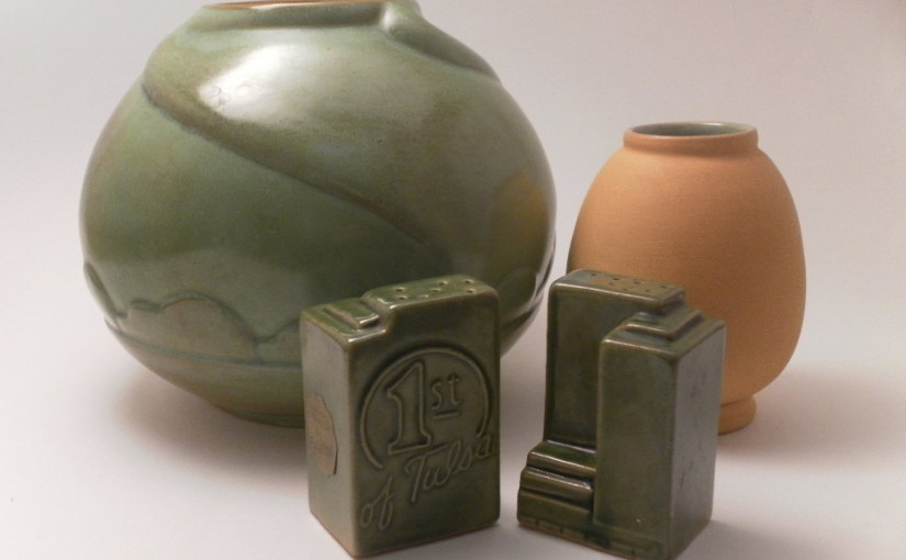Collectible Frankoma Pottery Pieces