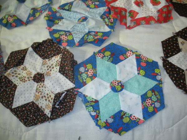 Quilt Tops and Quilt Blocks