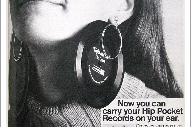 Stick Flexi Records In Your Ears