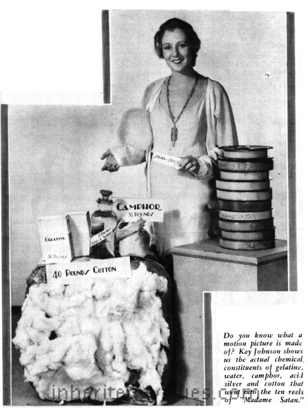 how-much-materials-to-make-nitrocellulose-screen-romances-sept-1930