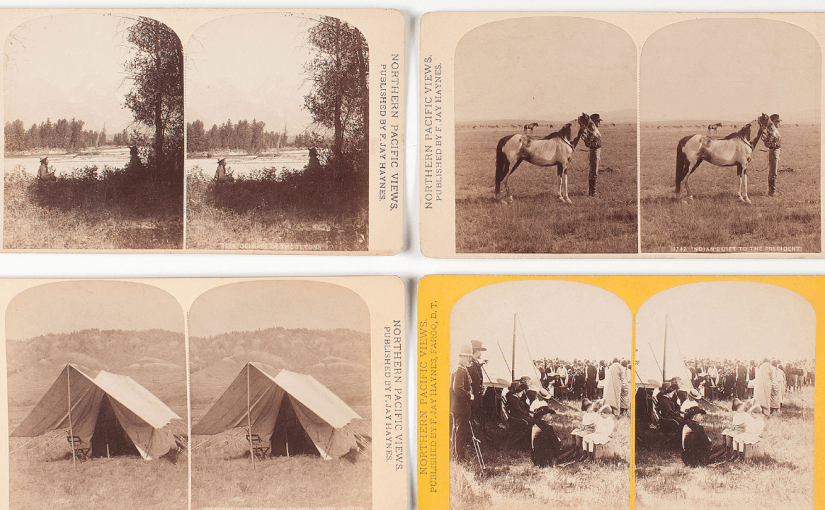 Wes Cowan's Personal Antique Stereoview Collection Up For Auction