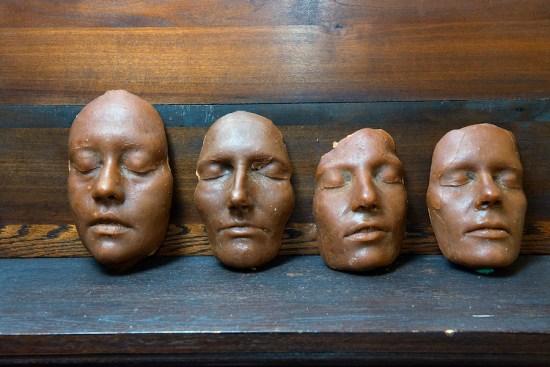 wax-roman-masks