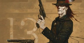 Deadlands: um RPG de faroeste com cowboys, magia e zumbis!