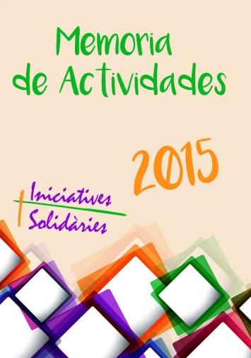 Memoria 2015-PORTADA
