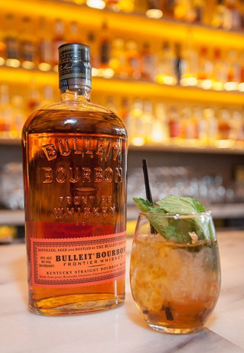 The Mint Julep 1862