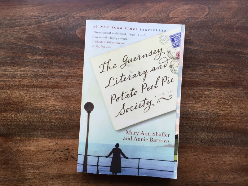 Story in Review: The Guernsey Literary and Potato Peel Pie Society   Inkwells & Images