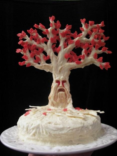 Weirwood Cake