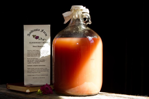 Ambrosia Farms Mead Kit, photo by Rachael Cerrotti