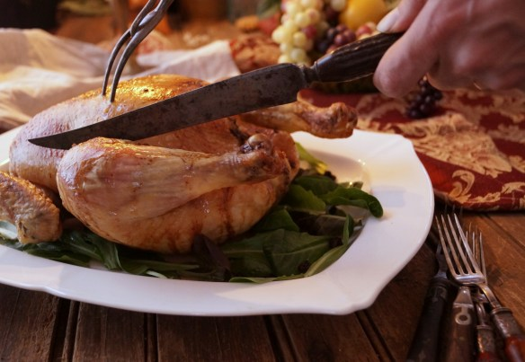 Roast Capon, from Game of Thrones