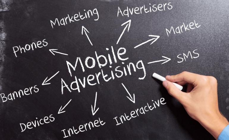 Мобайл займет больше половины цифровой рекламы в 2015