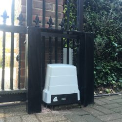 Home Electric Gates