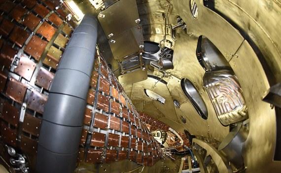 Fusionreactor Stellarator Wendelstein 7-X