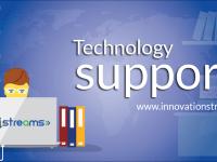 innovation streams-technology support