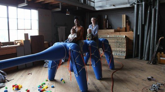 Ant-Roach illustrates potential for inflatable robots